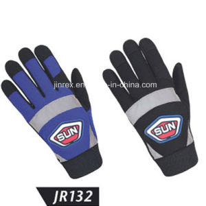 Working Mechanics Tool Construction Safe Hand Protect Glove pictures & photos
