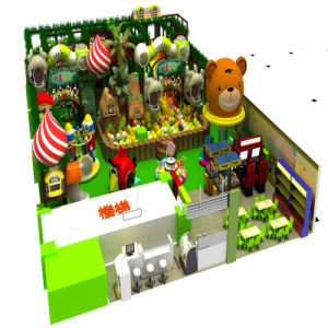 2017 New Customized Commercial Children Indoor Playground pictures & photos