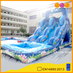 Ocean Fish Inflatable Water Slide (aq1078) pictures & photos