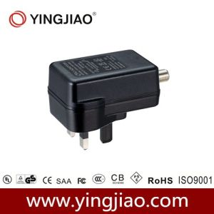 6W DC CATV Power Adapter pictures & photos