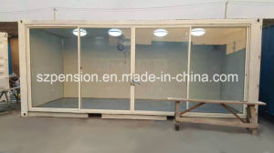 Low Cost Modified Container Prefabricated/Prefab Sunshine Room/House pictures & photos