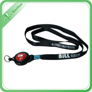 Hot Selling Custom Polyester Lanyard with Metal Buckle pictures & photos