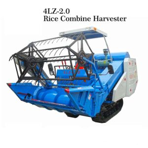 Rice Combine Harvester (LDG-4LZ-2.0) pictures & photos