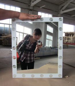 Double Coated with Fenzi Paints Silver Coated Mirror Glass pictures & photos