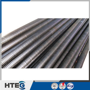 High Frequency Welded Seamless Carbon Steel Spiral Fin Tube pictures & photos