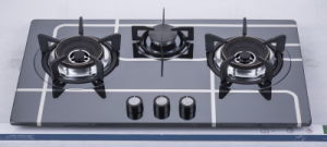 Three Burner Gas Hob (SZ-LW-108) pictures & photos