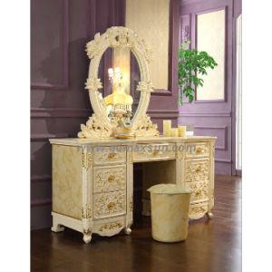 High Quality Antique Dresser/Dressing Table/Solid Wood Dresser