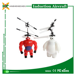 Wholesale Baymax Induction Aircraft RC Model From China pictures & photos