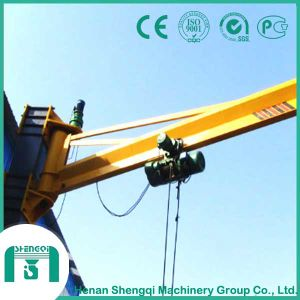 Bx Model Wall Type Jib Crane pictures & photos