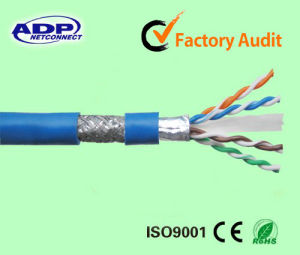 Competitive CAT6 SFTP LAN Cable pictures & photos