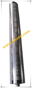Wooden Gravure Printing Roller on Aluminium Foil pictures & photos