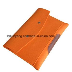 Customized Logo Felt Laptop Bag pictures & photos