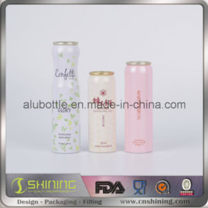 Hot Sale Aluminium Empty Aerosol Packing Cans for Perfume