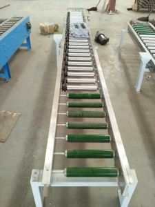 Rubber Roller Conveyor system pictures & photos
