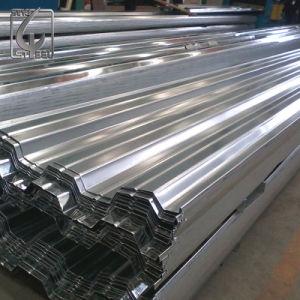 SGCC Grade Zinc Steel Sheet Galvanized Corrugated Roofing Sheet pictures & photos