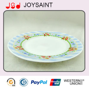 Decal Opal Dinnerware Glassware