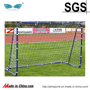 Good Quality Kickster Metal Soccer Goal for Kids (ES-SG001A)