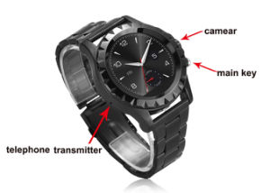 2015 New Smart Bluetooth Watch with Mulitifunctional