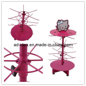 Spinner Counter Display Stand, Countop Display Rack, Tabletop Display Rack pictures & photos