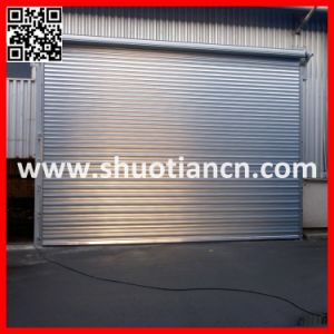 Industrial Metal Stainless Steel Roll up Shutter Door (ST-002) pictures & photos