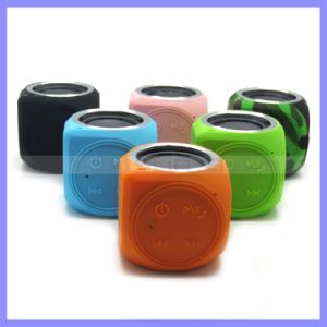 High-End USB4.0 Shower Bathroom Speakers Shockproof Waterproof Bluetooth Wireless Speaker pictures & photos