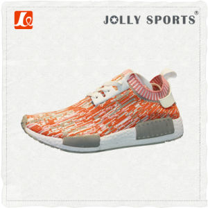 New Design Style Fashion Knit Sports Running Mens Womens Shoes pictures & photos