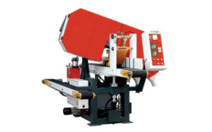 Automatic Wood Horizontal Band Saw Machine pictures & photos