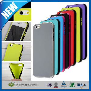 Hybrid High Impact Soft TPU Case for iPhone 6 pictures & photos