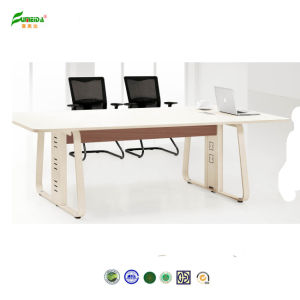 Wooden Conference Offfice Table Office Furniture Office Desk Metal Leg pictures & photos