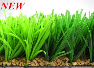 Natural Looking Football Artificial Grass, Soccer Grass for Professional Match pictures & photos