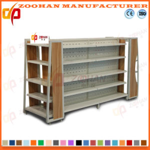 Manufactured Customized Supermarket Retail Store Fixture (Zhs196) pictures & photos