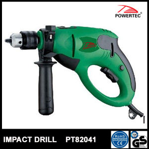 710W Hammer Function Electric 13mm Impact Drill (PT82041) pictures & photos
