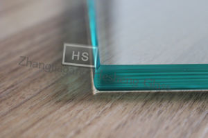 10mm Pencil Edge Clear Toughened Glass pictures & photos