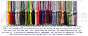 Factory Direct Selling Graduation Honor Cords pictures & photos