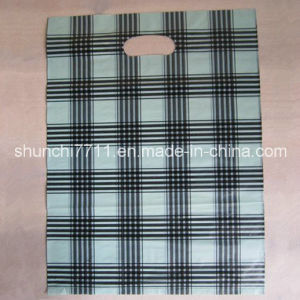 HDPE Punch Printing Shopping Bag pictures & photos
