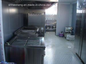 Mobile Modern Portable Modular Shipping Container Kitchen pictures & photos