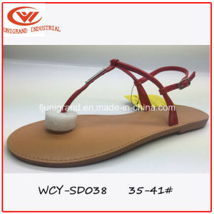 The Fashion Simple Women Flip Flops EVA Slipper pictures & photos