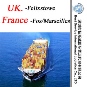 Shipping Agent Service Felixtowe (UK) ; Fos/Marseilles (France) - Container Shipment pictures & photos