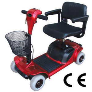 "8"" Electric 4-Wheel Mobility Scooter pictures & photos"