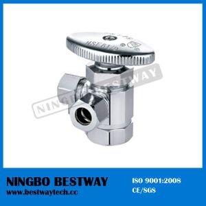 Brass Multi-Turn Three Way Angle Valve (BW-A48) pictures & photos