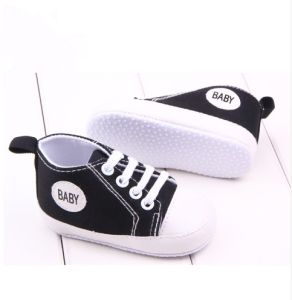 Infant Toddler Newborn Shoes Baby Sports Sneaker Soft Bottom (AKBS2) pictures & photos