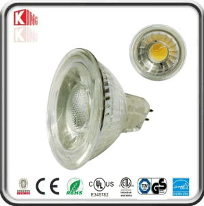 ETL Ce Halogen Standard 12VAC/DC MR16 COB LED Spotlights pictures & photos
