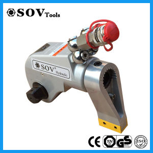 Industrial Bolting Equipment Tools Hydraulic Torque Wrench (SV31LB750) pictures & photos