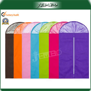Manufacturer Non Woven Garment Bag with Zipper pictures & photos