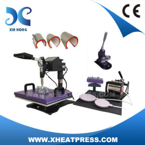 9 IN 1 Combo Heat Press Sublimation Machine 9 IN 1 pictures & photos
