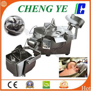 Meat Bowl Cutter/ Cutting Machine with CE Certificaiton pictures & photos
