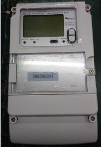 Three Phase Multi Function Active and Reactive Energy Meter pictures & photos