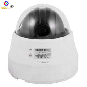 Waterproof 10X Optical/Digital Zoom IP PTZ CCD Camera (IP-610H) pictures & photos