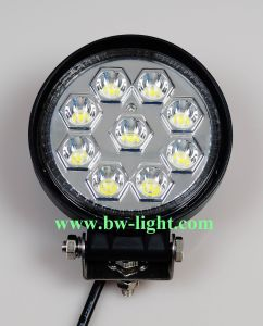 Round LED Work Light for Truck Car SUV (GY-009Z03B) pictures & photos