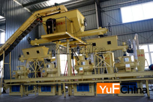 Yufeng Efficient Feed Production Line for Biomass Materials pictures & photos